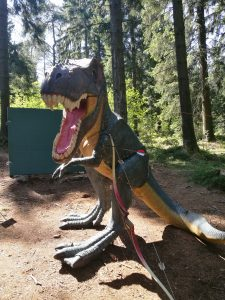 T-REX in Breitenstein