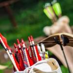 Sicherheitsregeln im Bogensport