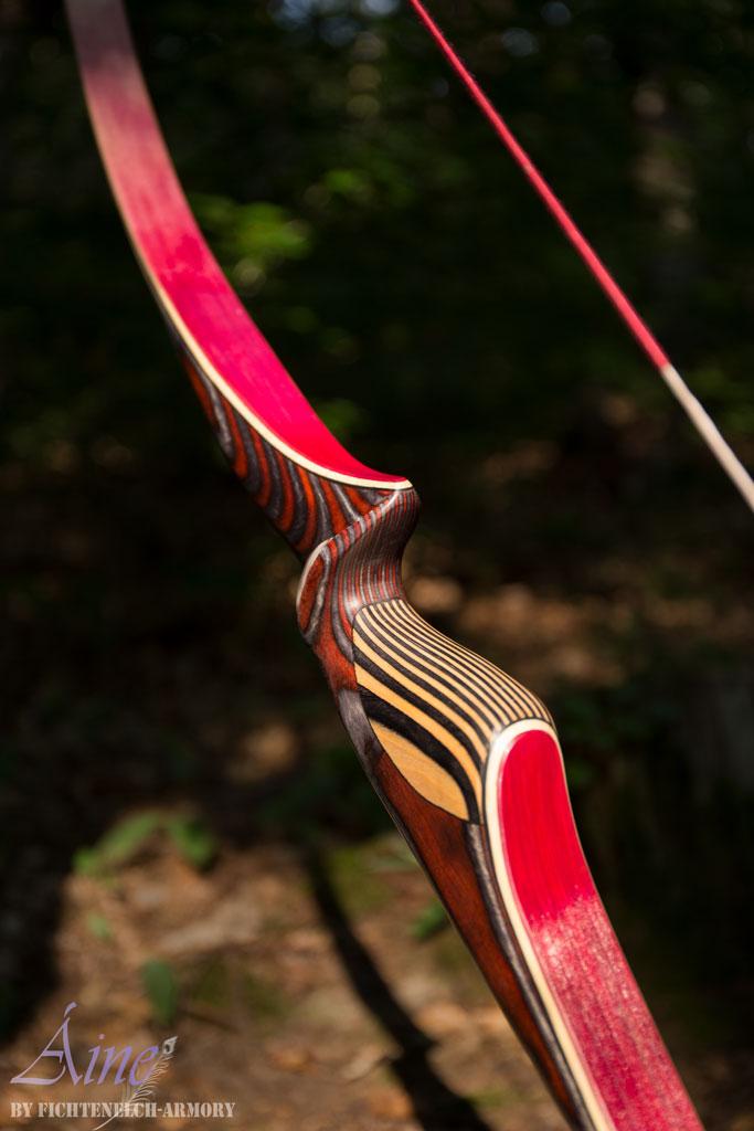 Kurzer Hybridbogen Griff