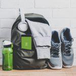 Sporttasche für Fitnesstraining