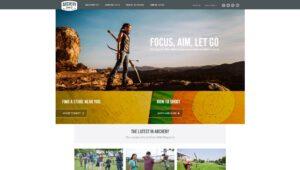 Blog archery360 zum Thema Bogensport
