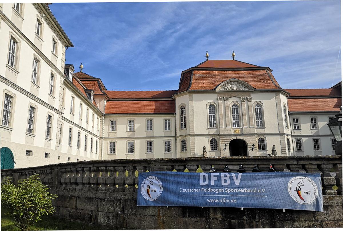 Deutsche Meisterschaft 3D Bowhunter 2020 des DFBV: Schloss Fasanerie