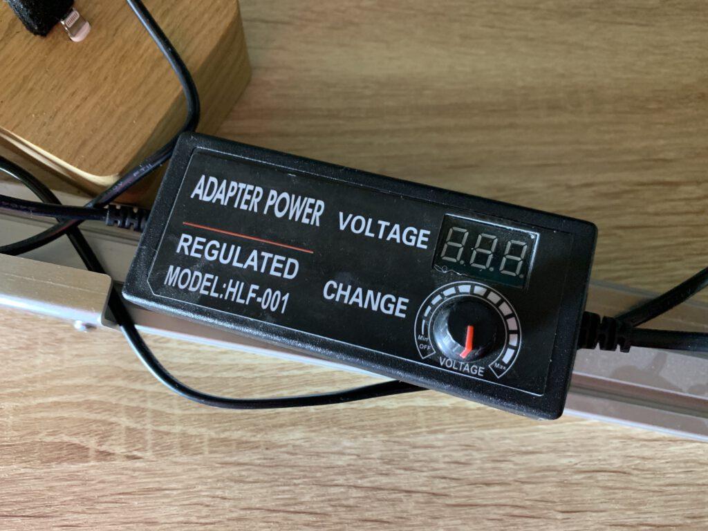 Pfeilcrester Easy von elBohu / Strom- und Regeleinheit